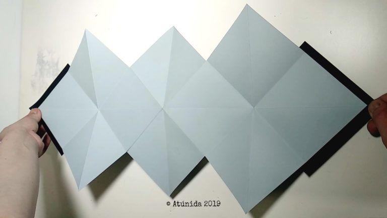 DIY- Folded Giant Card