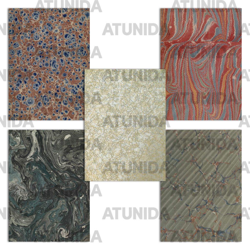 Papeles de Portadas Antiguas - Vol IV